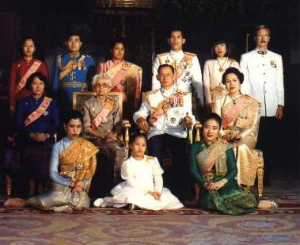 Royal Thai Famiy
