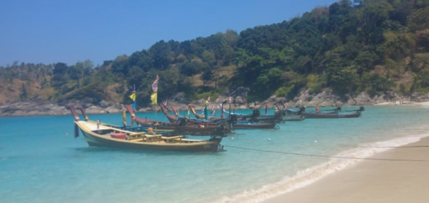 The Top 10 Things To Do In Thailand Longtail Boat Trip